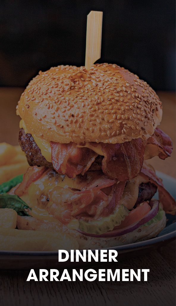 Tabs Website Dinner arrangement